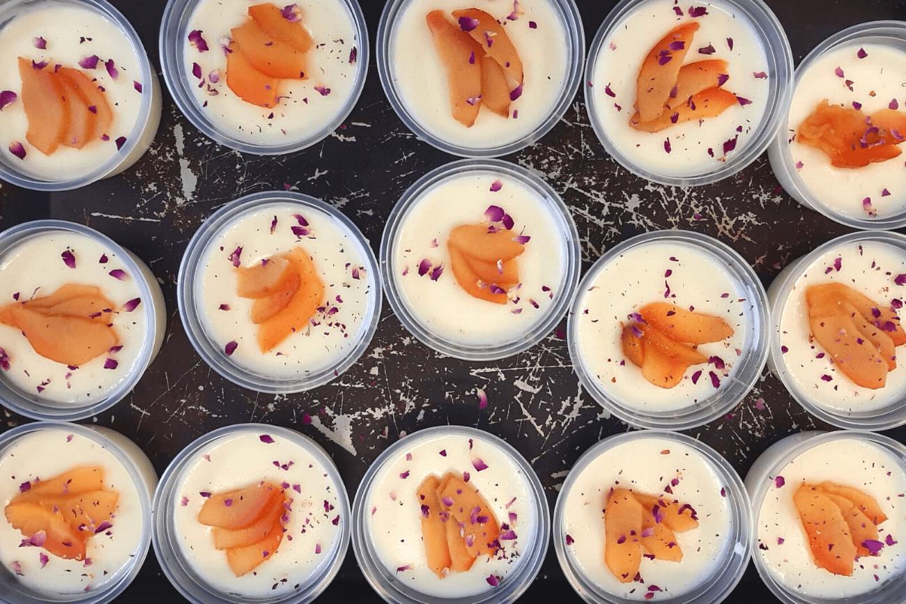 New Dessert Mahalabia